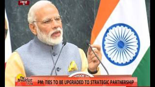 PM thanks Mexico for India's membership of NSG