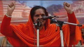Make India Muslim Free Says Sadhvi Prachi - Spark Controversy
