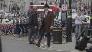 Billy Zane's London ride