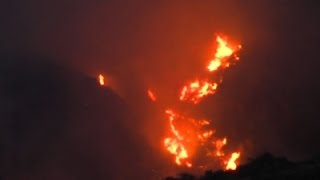 Fire Forces Evacuations From Arizona Town