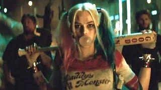 SUICIDE SQUAD TV Spot 4 - Worst of the Worst (2016) Margot Robbie Superhero