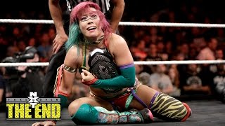 Asuka retains her NXT Women's Title against Nia Jax: NXT TakeOver: The End... on WWE Network