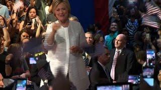 Obama Endorses Clinton in New Campaign Ad