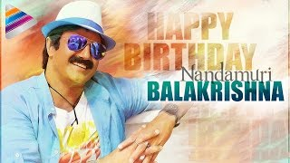Wishing Nandamuri Balakrishna a Very Happy Birthday | Nandamuri Balakrishna Journey to Stardom