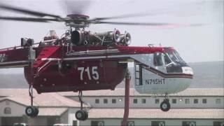 Firefighters Make Headway on Arizona Blaze