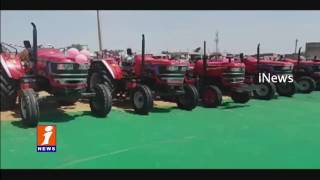 KCR To Visit Medak | Inspects Double Bedroom Houses Work | iNews