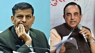 Subramanian Swamy's new attack on Raghuram Rajan with 'time bomb'
