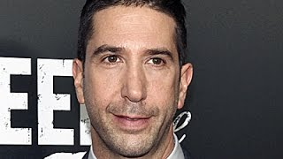 David Schwimmer's education in food