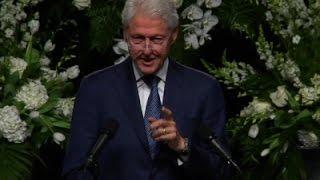 Bill Clinton: Ali Wrote His Own Story