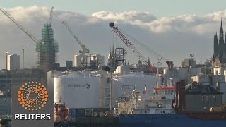 UK oil still in troubled waters
