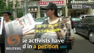 Chinese protesters deliver biggest ever petition against Yulin's dog meat festival