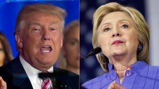 Polls: Clinton vs Trump on temperament, qualifications