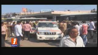 Bandh In Vijayawada | Against Mudragada Arrest,Agitators Arrest | iNews