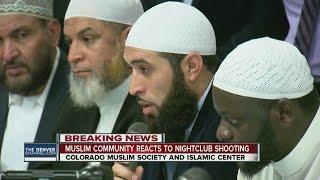 Colorado Muslim Community reacts to nightclub shooting in Orlando