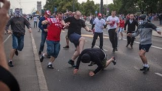 Euro 2016 violence after England vs Russia