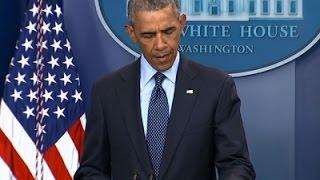 Obama: Orlando Shooting a 'Horrific Massacre'`
