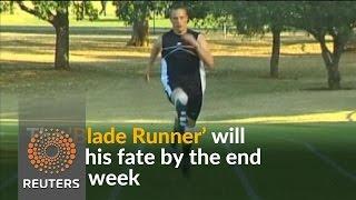 South Africa's 'Blade Runner' faces sentencing for girlfriend's murder