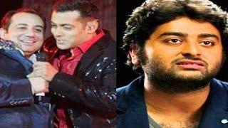 Salman Khan- Arjit Singh CONTROVERSY | Rahet Fateh Ali Khan speaks out