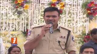 Naini Narsimha Reddy Appreciates Telangana Police And Inaugurates Modern Police Headquarters   iNews
