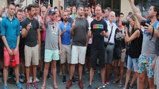 Hundreds Honor Orlando Victims in Atlanta