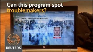Can this program spot a criminal before he commits a crime?