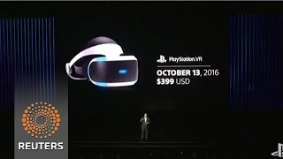 """Sony gets """"real"""" at E3 conference"""