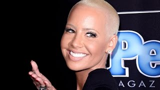 "Amber Rose Slams Kardashians: ""$ex Tape Is the Reason They're Famous"""