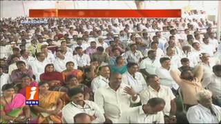 YS Jagan Speech At YSRCP Extensive Meeting In Vijayawada - iNews