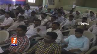 Police Conduct Blood Donation Camp In Mancherial On Occasion Of World Blood Donor Day - iNews