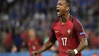GOAL NANI - PORTUGAL - ICELAND 1:1 - UEFA EURO 2016 - 14.06.2016