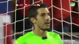 Chile vs Panama 4-2 Copa America 2016 Centenario Increible Gol Alexis Sanchez