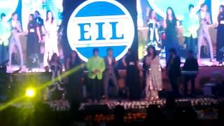 Sanjay V kumar performing wid Udit Narayan ji
