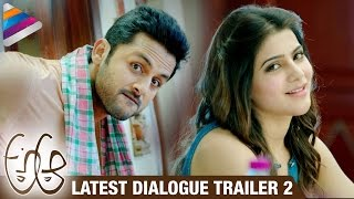A Aa Movie | Latest Dialogue Trailer 2 | Nitin | Samantha | Trivikram | #AAaMovie