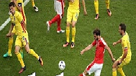 Romania 1-1 Switzerland : Euro 2016 - Full Highlights
