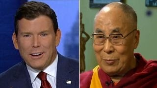 Bret Baier reflects on his interview with the Dalai Lama