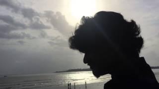acoustic cover aankhon ke saagar jamming with the Ocean