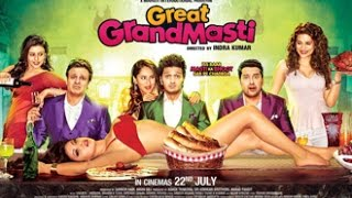 'Great Grand Masti' Teaser FIRST LOOK | Motion Poster - Riteish Deshmukh, Vivek Oberoi, Aftab