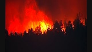 Wildfires Burning Across Western States