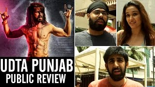Udta Punjab Public REVIEW