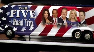 'The Five' announce 2-week road trip to the conventions