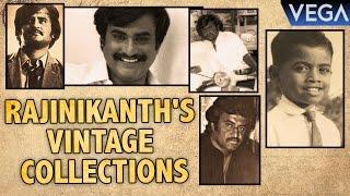 Rajinikanth's Vintage Collections