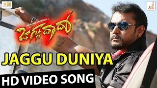 Jaggu Dada - Jaggu Duniya Full HD Video Song | Challenging Star Darshan