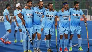 India Hockey team all set for maiden Champions Trophy final