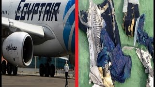 Egypt Air Crash - Black box Recovered from Sea