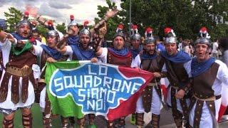Italian football fans happy with last-minute Euro win vs Sweden