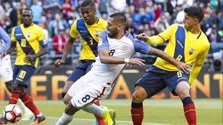 Copa America 2016 - USA Beat Ecuador 2-1 To Reach Semi-Finals
