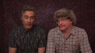 Rhys Darby Shares Adventures in the Wild