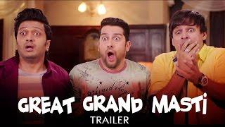 Great Grand Masti Official TRAILER RELEASES | Ritiesh Deshmukh, Aftab Shivdasani, Vivek Oberoi