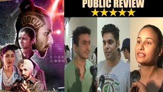Udta Punjab Public Review | Shahid Kapoor, Kareena Kapoor, Alia Bhatt, Diljit Dosanjh