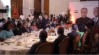 Namibian President Hage Geingob assures Uranium supply to India